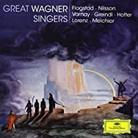 Great Wagner Singers [6 CD] by Great Wagner Singers (2013-04-30)