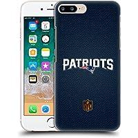オフィシャル NFL フットボール ニューイングランド・ペトリオッツ ロゴ ハードバックケース Apple iPhone 7 Plus/iPhone 8 Plus
