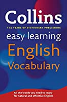 Collins Easy Learning English Vocabulary.
