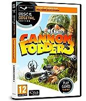 Cannon Fodder 3 (PC CD & Steam Key) (輸入版)