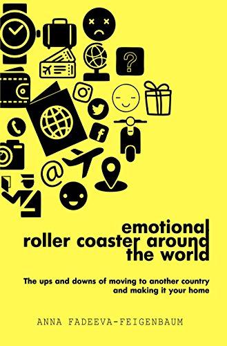 Emotional roller coaster around the world (English Edition)
