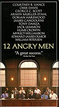 12 Angry Men [VHS] [Import]