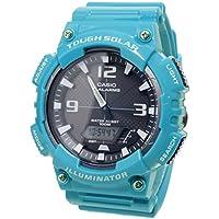 [カシオ] CASIO 腕時計 タフソーラー スタンダード アナデジ 100M防水 AQS810WC-3A メンズ 海外モデル [逆輸入品]