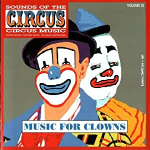 Sounds of the Circus-Music for Clowns