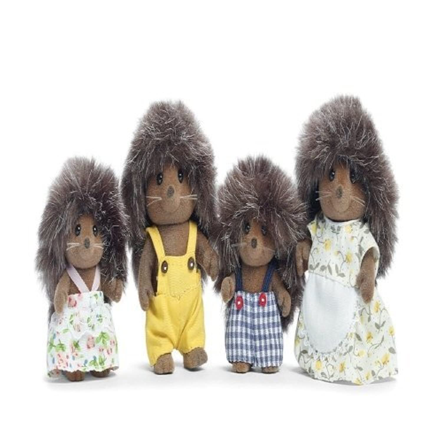 Sylvanian Families - Calico Critters Pickleweeds Hedgehog Family[002kr] by Sylvanian Families [並行輸入品]