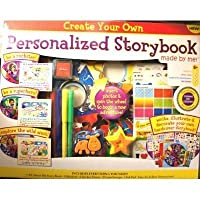 Create Your Own Personalized Storybook [並行輸入品]