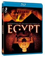 Rediscover the Ancient Mysteries of Egypt [Blu-ray] [Import]