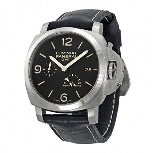 腕時計 ルミノール1950 3デイズGMTパワーリザーブ PAM00321 メンズ [並行輸入品] パネライ