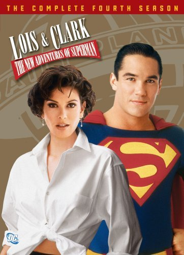 Lois and Clark: The New Adventures of Superman - The Complete Season 4 [DVD] [2006] by Dean Cain