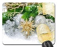 クリスマスデコレーション流行のファッションマウスパッドアンチスリップデスクトップ流行のファッションマウスパッドゲーミング流行のファッションマウスパッド