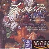FRESCOBALDI EDITION VOL.4:FIORI MUSICALI