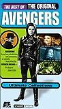 Avengers: B.O. Original Avengers [VHS] [Import]
