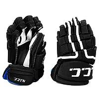 Nicc Hockey Glovesプレミアム取り外しPalm with調節可能な親指ガードPrevent Smells ExcellentスティックFeel 14