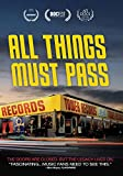 All Things Must Pass: Rise & Fall of Tower Records [DVD] [Import]