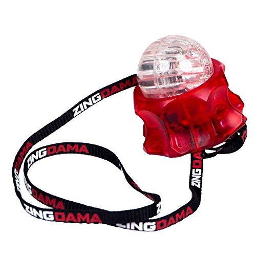 ZING TOYS ジング・ダマ ZING DAMA 赤 フィジェット Fidget EDPシリーズ ZT-001