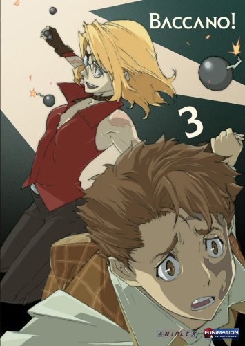 Baccano 3 [DVD] [Import]