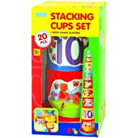 megcos Stacking Cups Set by Megcos