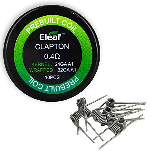 Eleaf Clapton Coil (10個入り)