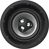 NHT iC4-ARC 2-Way 8-inch In-Ceiling Speaker with Aluminum Driver, 150 Watts (Matte White, Single) by NHT Audio