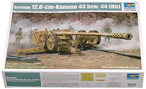 1/35 ドイツ Pak44 128mm対戦車砲