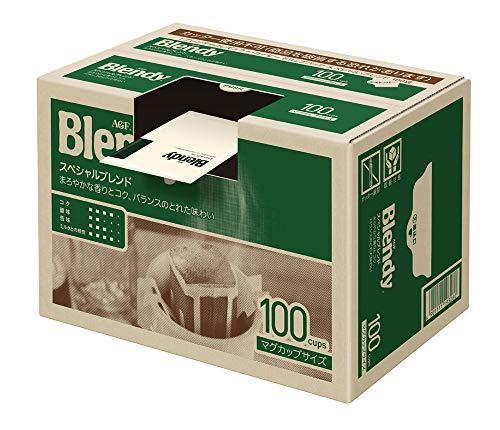 AGF ブレンディ レギュラーコーヒー ドリップパック スペシャルブレンド100袋 B0042IWQ62 1枚目