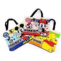 ディズニー ビッグトートバック 鞄 ミッキーマウス ミニーマウス くまのプーサン (くまのプーサン)