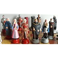 Game of Kings Themed Chess Pieces by ChessCentral [並行輸入品]