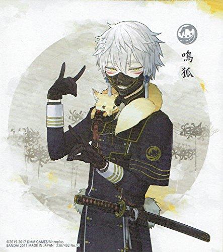 刀剣乱舞-ONLINE- 色紙ART3 [単品] 【13.鳴狐】