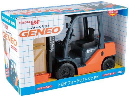 フリクション トヨタ フォークリフト GENEO