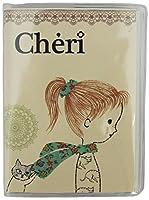 江戸川物産 ポケット カードホルダー Cheri PCF01005