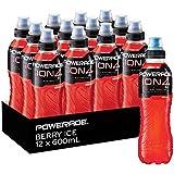 Powerade Berry Ice Sports Drink 12 x 600mL
