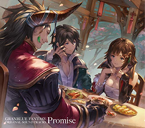 【Amazon.co.jp限定】GRANBLUE FANTASY ORIGINAL SOUNDTRACKS Promise (ステッカー付)