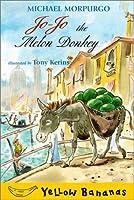 Jo-Jo the Melon Donkey (Yellow Bananas)