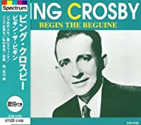 ビング・クロスビー ビギン・ザ・ビギン EJS-4143-JP