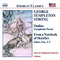 George Templeton Strong: Ondine (2002-08-02)