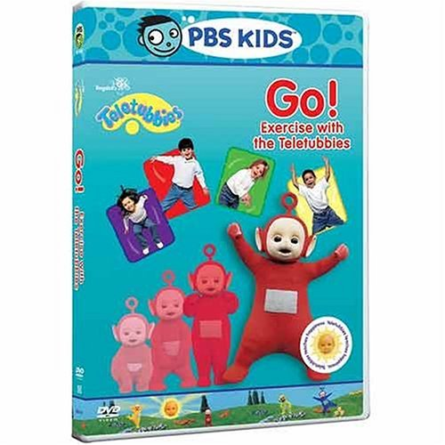 Go Exercise With the Teletubbies [DVD]
