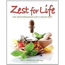 Zest for Life: The Mediterranean Anti-Cancer Diet