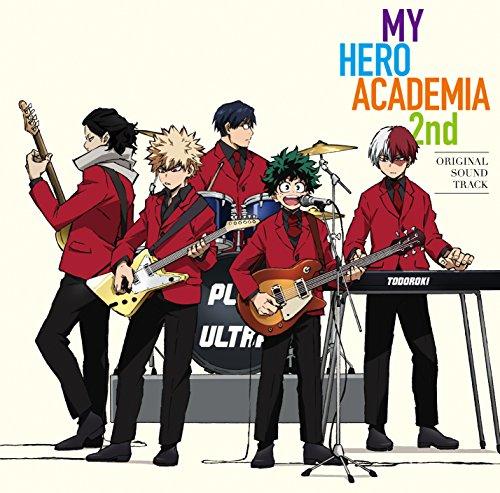 TVアニメ「僕のヒーローアカデミア」 2nd オリジナル・サ...