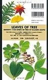 樹木の葉 実物スキャンで見分ける1100種類 (山溪ハンディ図鑑) 画像