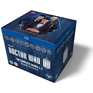 Doctor Who: Complete New Serie [DVD] [Import]