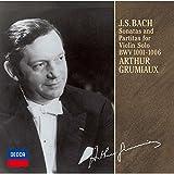 J.S.バッハ:無伴奏ヴァイオリン・ソナタとパルティータ(全曲)(限定盤)