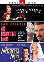 Consenting Adults/Innocent Man/Marrying Man [DVD]