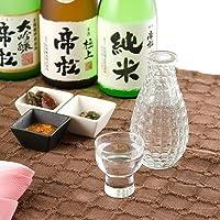 大吟醸、純米、特別純米酒 帝松 杜氏お奨め地酒セット 2160ml