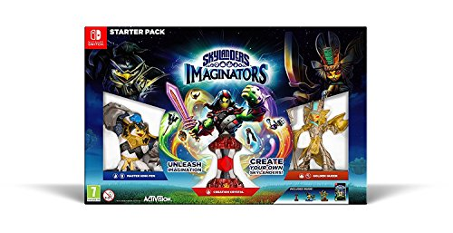 Skylanders Imaginators Starter Pack Switch (Nintendo Switch) (輸入版)