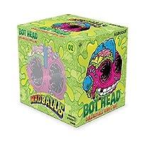 "Mad Balls Bot Head 6"" Medium Designer Collectible Vinyl Art Figure by Kidrobot"