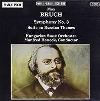 Bruch;Symphony No.3