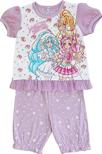 (バンダイ)BANDAI HUGっとプリキュア 勇気がでる 光るパジャマ 子供用 女の子 パジャマ 【2415433】