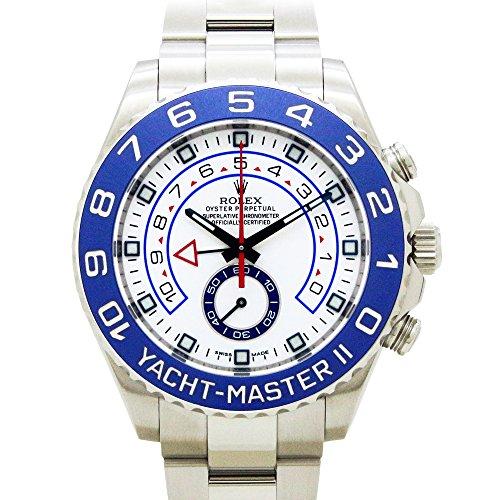 ROLEX(ロレックス)ヨットマスターII ステンレススチール(Ref:116680)〔ランダムシリアル〕〔自動巻き〕〔腕時計〕〔メンズ〕 [並行輸入品]