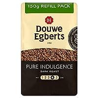 Douwe Egberts Pure Indulgence Dark Roast Coffee (150g) Douweは純粋な耽溺ダークローストコーヒー( 150グラム)をegberts