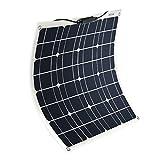 ソーラーパネル 太陽光発電 OUTAD 太陽光発電パネル 単結晶 高品質 ソーラーパネル 太陽光パネル ソーラーパネル 50W